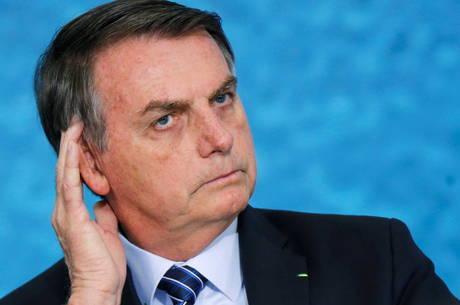 """""""Por enquanto, eu continuo no PSL"""", disse Bolsonaro"""