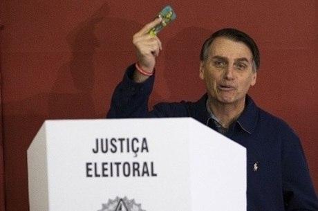 Bolsonaro convocou o comparecimento às urnas