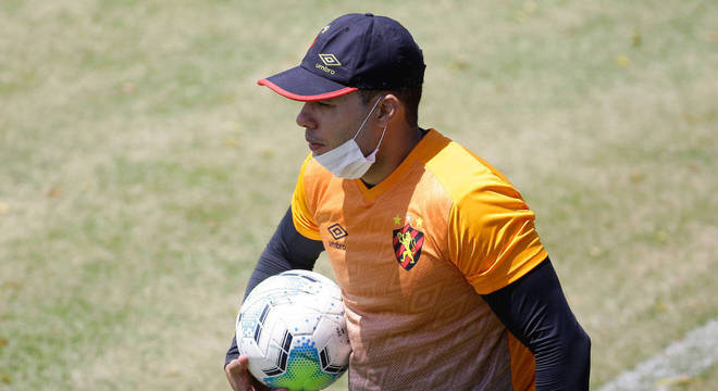 Jair Ventura, do Sport Recife