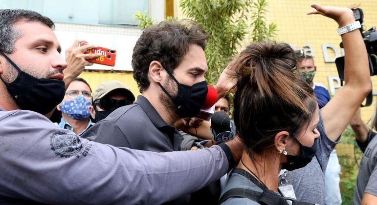 Jairinho e Monique Medeiros  estão presos desde 8 de abril acusados de homicídio triplamente qualificado