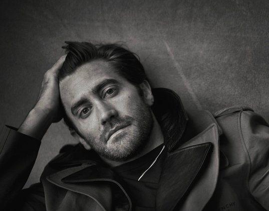 Jake Gyllenhaal, ator de Donnie Darko, Os Suspeitos e Amor e Outras Drogas, acha desnecessário tomar banho.