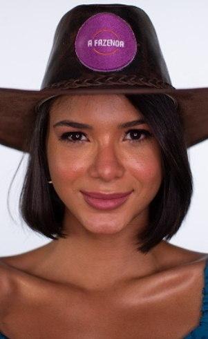 Jakelyne (Oliveira): Idade: 27 anosProfissão: Modelo e digital influencerOnde nasceu: RondonópolisOnde mora: São Paulo - SP