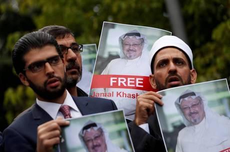 Khashoggi desapareceu no último dia 2 de outubro