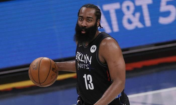 James Harden, ala-amador do Brooklyn Nets, estaria na lista se não fosse uma lesão. Jerami Grant foi o substituto.