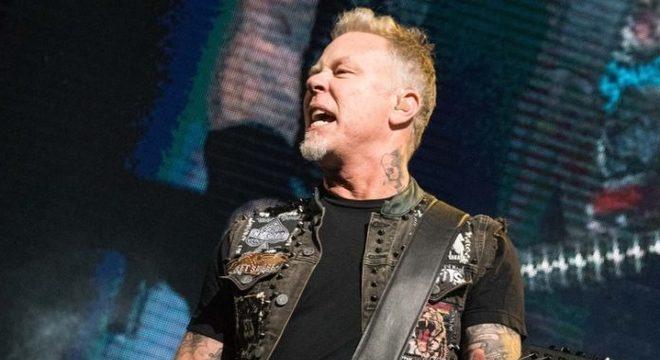 James Hetfield, do Metallica