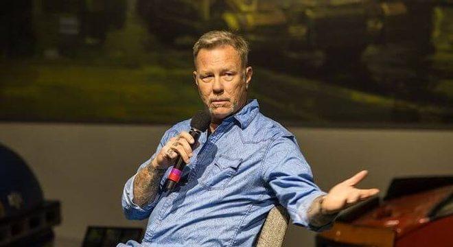 James Hetfield diz que não sabe o que será do Metallica em 2020