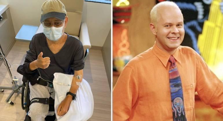 James Michael Tyler luta contra o câncer há três anos