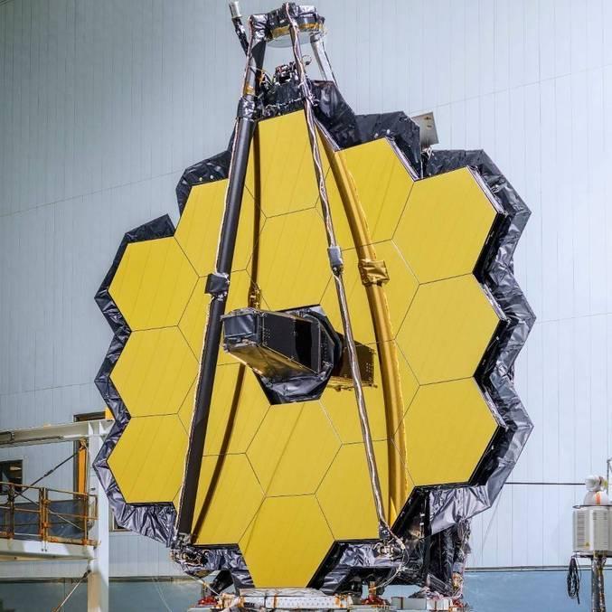 O telescópio é considerado uma revolução para a astronomia mundial