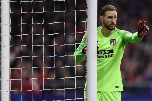 JAN OBLAK -27 anos - Atlético de Madrid para o Chelsea - R$ 486 milhões.
