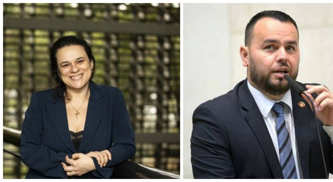 Ambos do PSL, deputados batem boca na Assembleia Legislativa de SP