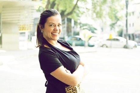 Janaína Rueda também sofreu ataques ao se posicionar