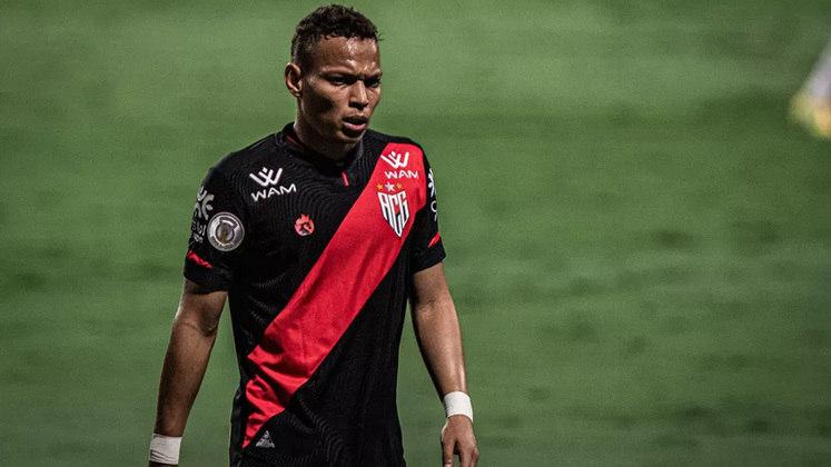 Janderson: atacante novamente vinculado ao Corinthians (estava no Atlético-GO)