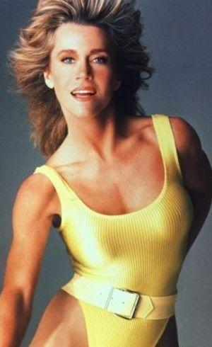 Jane Fonda nos anos 1980