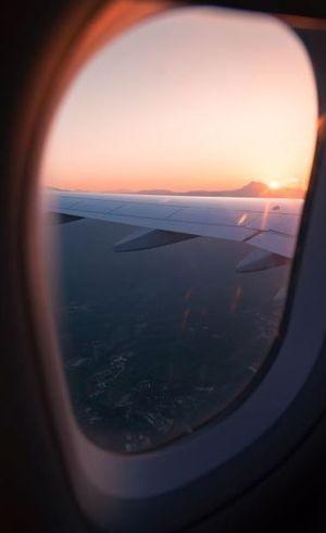 Estamos pegando voos para lugar algum