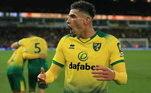 7 -Norwich City (lucro R$230,01 milhões) - Destaque para venda do zagueiro Ben Godfrey para o Everton por R$180,11 milhões