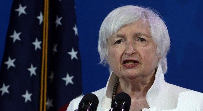 Janet Yellen, a escolhida por Biden para ser secretária do Tesouro dos EUA