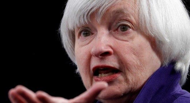 Ex-presidente do Federal Reserve, Janet Yellen