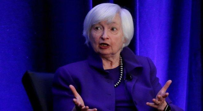 Uma das expectativas é de que Janet Yellen seja escolhido por Biden para liderar o Tesouro