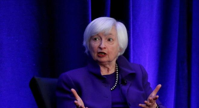 Janet Yellen será nova secretária do Tesouro