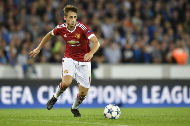 Januzaj foi contratado muito cedo pelo Manchester United com a expectativa de se tornar um
