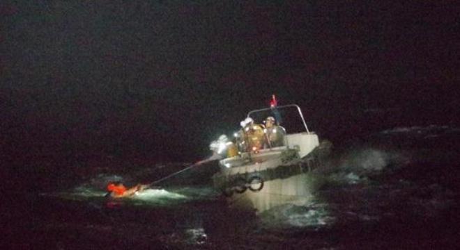 Marinheiro, de nacionalidade filipina, foi o único resgatado