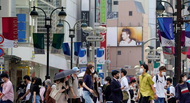 Japoneses pedem cancelamento dos Jogos Olímpicos por medo da pandemia