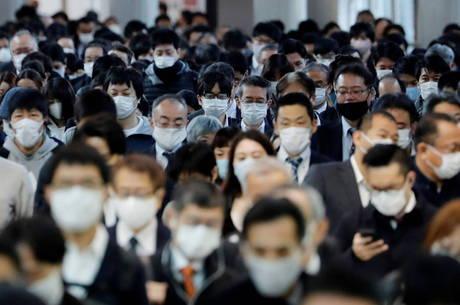 Japão bate recorde de novos casos de covid-19