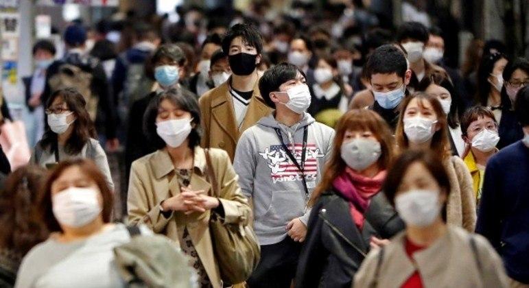 Autoridades japonesas identificaram a nova cepa do coronavírus em viajantes que estiveram no Reino Unido
