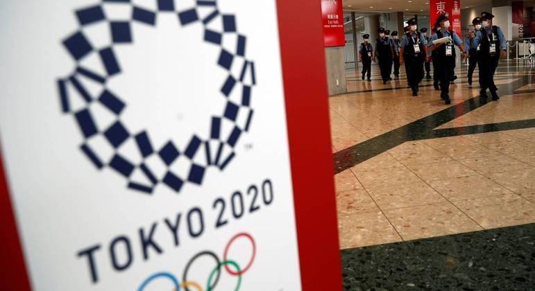 Há poucos dias do início dos Jogos Olímpicos, novas infecções preocupam autoridades