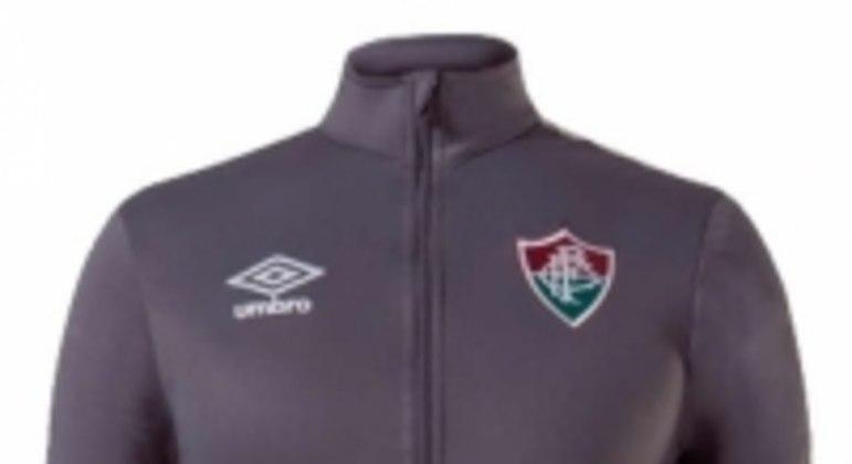 Jaqueta de viagem do Fluminense
