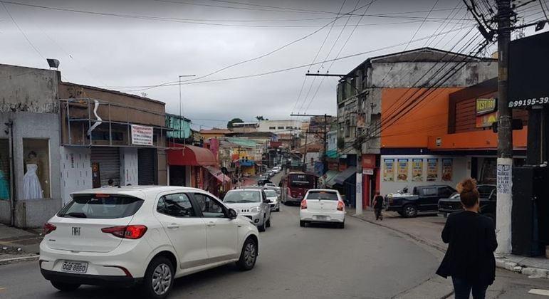 Motorista é sequestrado enquanto transportava criança na zona sul de SP