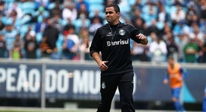 André Jardine, nos seus idos de Grêmio