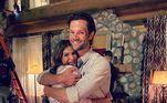 Jared e Genevieve Padalecki: os astros de Supernaturalse conheceram nos bastidores da série, em 2008, e, assim como os personagens que interpretavam, se envolveram romanticamente fora das telas. Os dois estão casados desde 2010 e têm 3 filhos