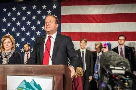 Polis será primeiro governador gay na história dos EUA