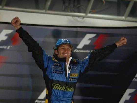 Jarno Trulli disputou 117 corridas até vencer o GP de Mônaco de 2004