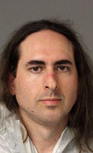 Jarrod Ramos, preso em Maryland