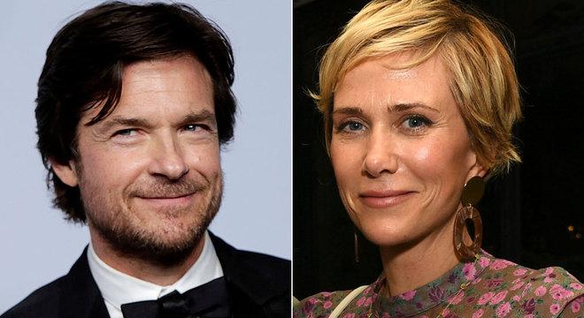 Jason Bateman (Reuters) e Kristen Wiig
