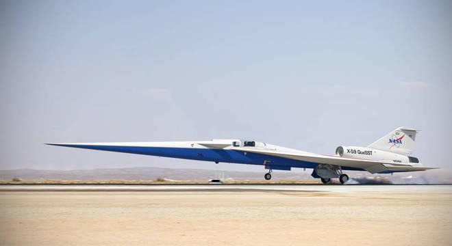 Aeronave deve embarcar para missões em 2021