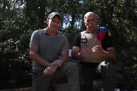 Jordan Goudreau e Javier Nieto Quintero anunciam a operação