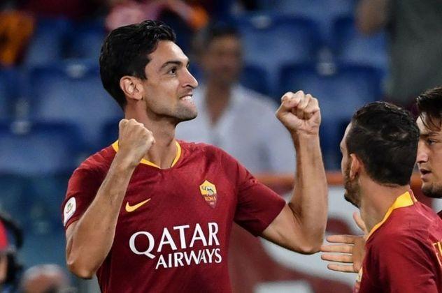 Javier Pastore (32 anos): meia - Último clube: Roma - Valor de mercado: 1,5 milhão de euros.
