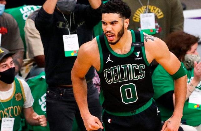 Jayson Tatum - 23 anos - Armador do Boston Celtics - Estreante em Olimpíada
