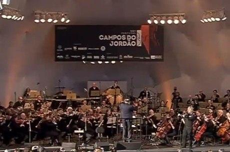 O Jazz Sinfônica Brasil vai participar do festival