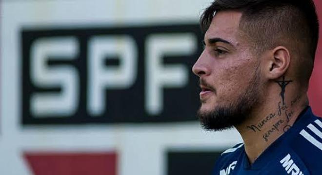 Jean não se firmou como titular no São Paulo. Foi uma grande decepção