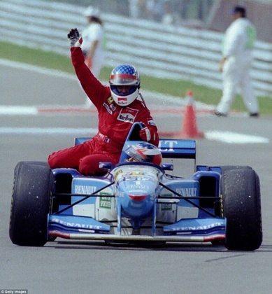 Jean Alesi disputou 91 corridas até vencer o GP do Canadá de 1995