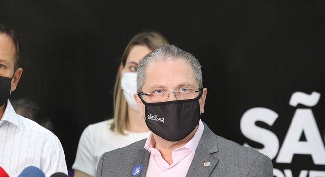 Jean Gorinchteyn, secretário de Saúde de São Paulo