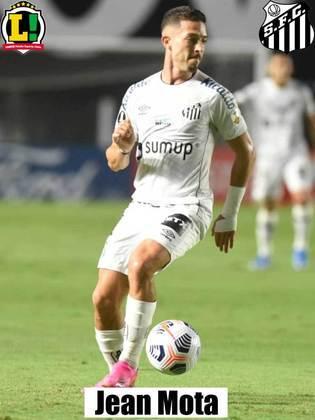 Jean Mota - 5,0 - Não criou e não marcou. Saiu aos 31 do primeiro tempo para a entrada de Lucas Braga.