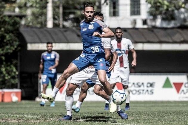 Jean Mota - O meia tem acordo com o Santos até 30/6/2022. Segundo o Transfermarkt, seu valor de mercado é de 1,6 milhões de euros (cerca de 8,9 milhões de reais), segundo o Transfermarkt