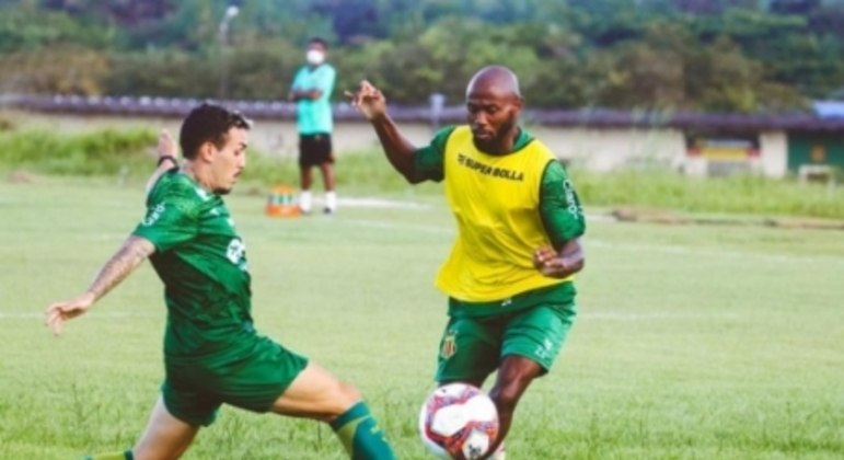 Jean Silva - Sampaio Corrêa