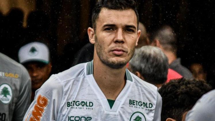 Jean Victor (Boavista): o lateral é o terceiro jogador com mais interceptações no Campeonato Carioca. Também é o artilheiro do Verdão de Saquarema na competição