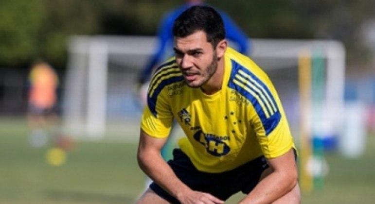 Jean Victor vai reforçar a lateral-esquerda da Raposa na segunda divisão